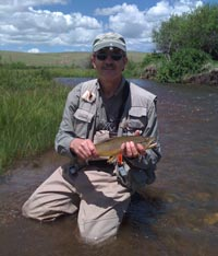 Robert Deal Fly Fishing Guide