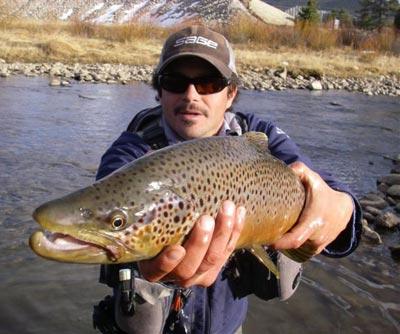 Scott gongaware for Fishing trips in pa