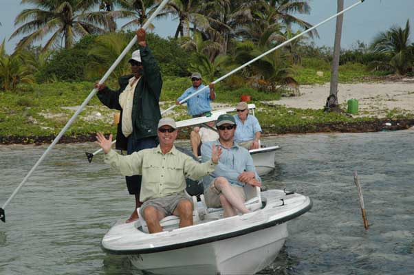 Fly Fishing in Mexico