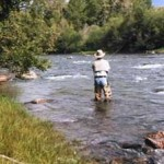 blue river fly fishing