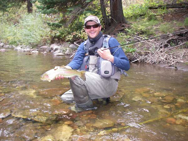 fly fishing arkansas river