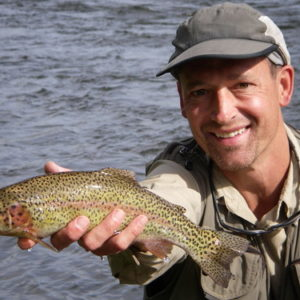 Rainbow Trout Fishing Colorado